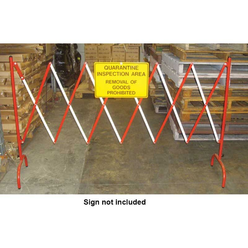 Economy Freestanding Barrier