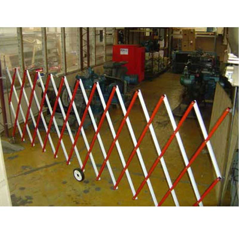 Expandable Barrier Wall Mounted Custom Made To Length