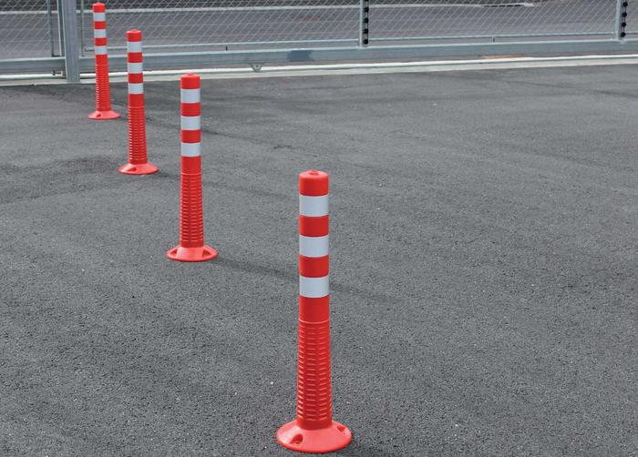 Traffic Barriers - Restricting access to potentially hazardous areas